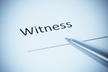 Protecting Witness Statements from Discovery « Presnell on ...