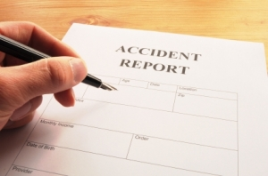 accidebt report
